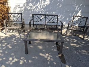 Patio Set for Sale in Fountain Valley, CA