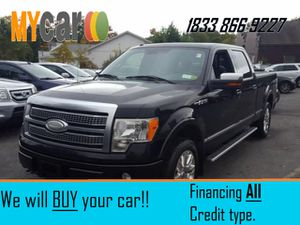 2009 Ford F150 SuperCrew Cab for Sale in Fredericksburg, VA