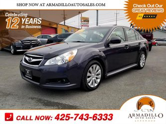 2011 Subaru Legacy for Sale in Lynnwood,  WA