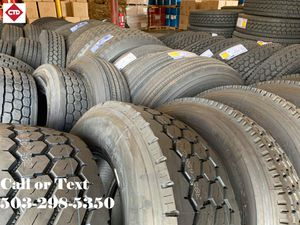 Brand New Semi Truck Tires! Tons of different treads for Sale in Portland, OR