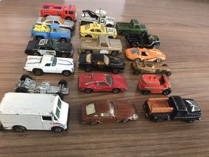Lot of Vintage Small Die-Cast Cars for Sale in Tucson, AZ