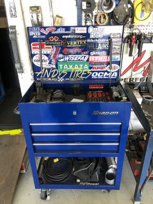 Snap on tool cart for Sale in Rancho Cucamonga, CA