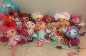 lalaloopsy dolls for Sale in Dallas, TX