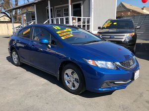 2013 Honda Civic Sdn for Sale in Stockton, CA
