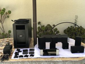 Bose Acoustimass 10 Series V Home Theater Speaker System for Sale in Los Angeles, CA