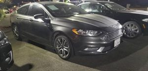 2016 Ford Fusion for Sale in Fallbrook, CA