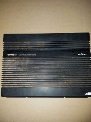Alpine Amplifier for Sale in Daly City, CA