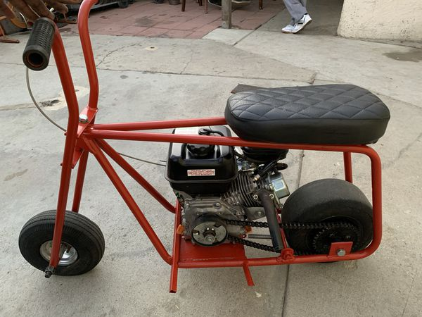 212 prededor mini bike
