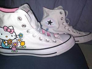 Hello Kitty Converse for Sale in Detroit, MI