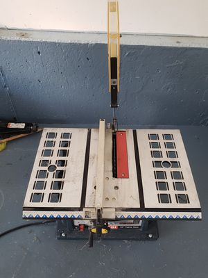 Table saw only used once for Sale in Murray, UT