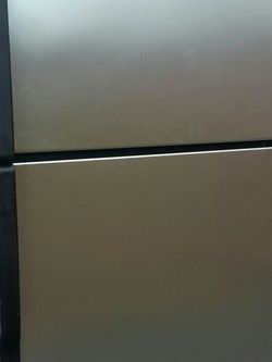 Stainless refrigerator like new 4 Months warranty for Sale in Alexandria,  VA