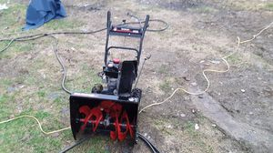 Craftsman snow blower for Sale in Clifton, ME