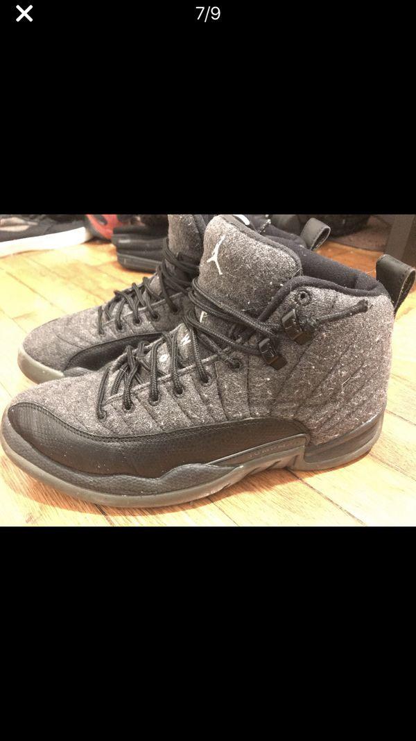 Jordan 12s size 8