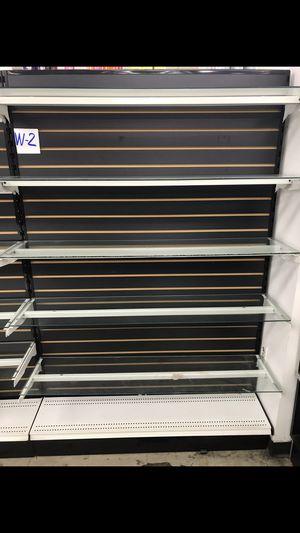 Shelves , display, Supermarket Gondola Shelves , Shelves double side , storage shelves for business for Sale in Philadelphia, PA