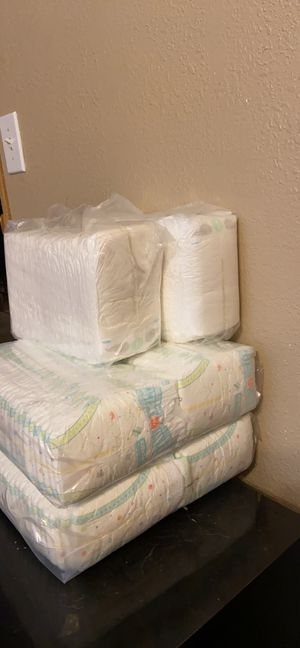 Diapers size 1 for Sale in Big Lake, MN