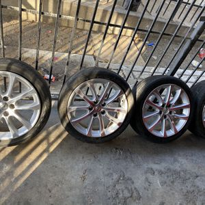 18 inch Rims 5 Lugs for Sale in Ontario, CA