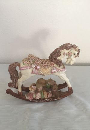 Musical rocking horse for Sale in Victorville, CA