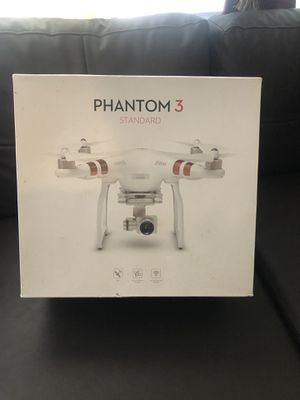 PHANTOM 3 STANDARD DRONE for Sale in Anaheim, CA