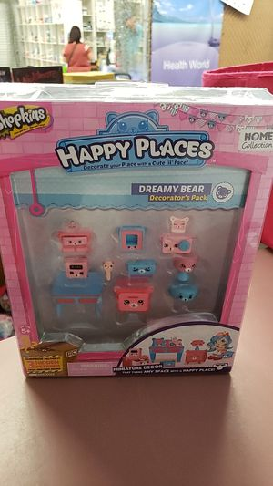 Shopkins happy places new for Sale in Tampa, FL