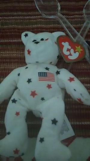 Tiny beanie baby for Sale in UNIVERSITY PA, MD
