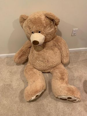 Big Teddy bear for Sale in Silver Spring, MD