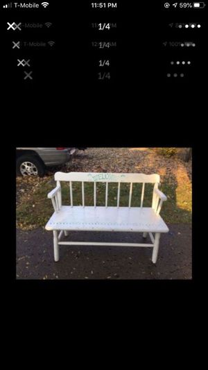 Bench for Sale in Dearborn, MI