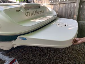 Swim platform for bayliner capri $1300 for Sale in Marlborough, MA