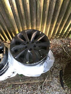 Four , 2011 Hyundai Sonata rims 17 inch . 5 lug for Sale in East Providence, RI