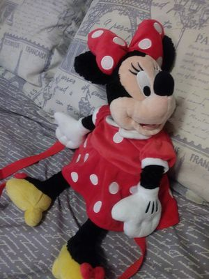 Minnie mouse back pack for Sale in Ceres, CA