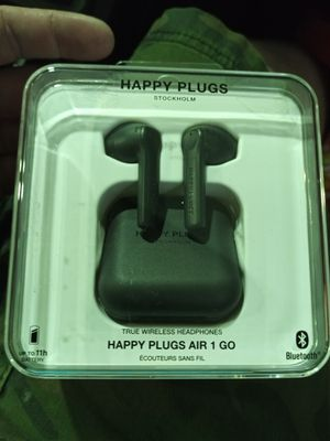 Happy Plugs wireless Bluetooth headphones for Sale in Milwaukie, OR