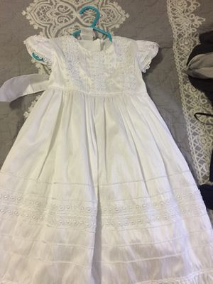 White dress for Sale in Commerce, CA
