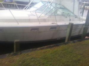 1986 Terra fishing boat for Sale in Suffolk, VA