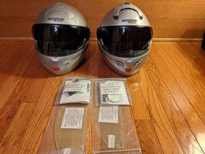 Nolan modular motorcycle helmet for Sale in Bel Air, MD