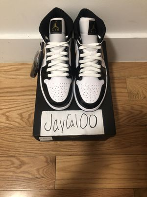 Jordan 1 Retro High Patent Mid sz 9.5 for Sale in New York, NY