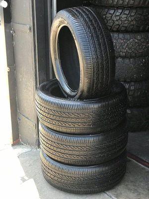 Runflats tires 245/50r19 for Sale in Pico Rivera, CA