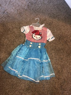 Hello kitty costume for Sale in Fontana, CA
