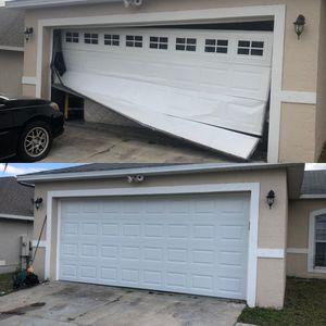 Garage door off track for Sale in Kissimmee, FL