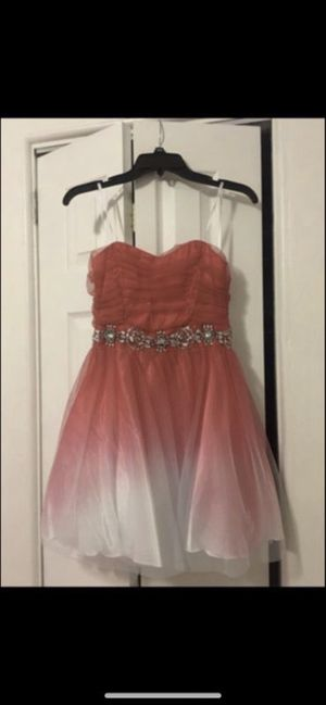 Pink and White Ombre Homecoming dress for Sale in Pittsburgh, PA
