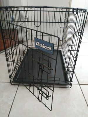 Pet Crate Doskocil for Sale in Jacksonville, FL