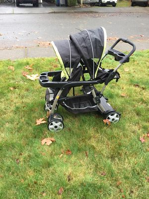 Greco double stroller for Sale in Bothell, WA