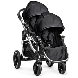 Baby Jogger City Select Double Stroller & Bassinet for Sale in Nashville, TN