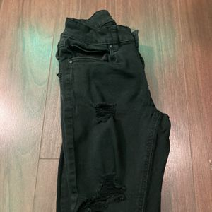 Black Ripped Pants for Sale in Glendale, AZ