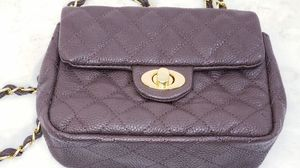 Brown & Gold Crossbody Bag for Sale in Bellwood, IL