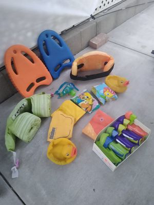 Assorted child floating gear for Sale in Los Angeles, CA
