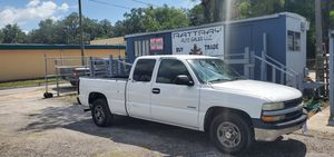 2002 Chevy Silverado 1500 for Sale in Tampa, FL