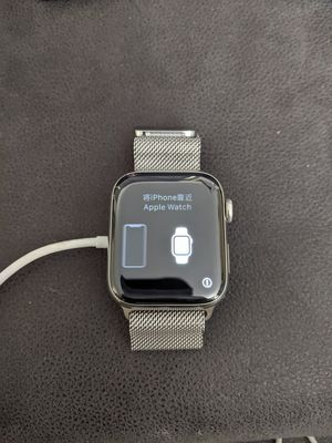 Apple watch series 5 stainless steel cellular and gps for Sale in Los Angeles, CA