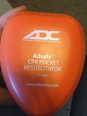 CPR pocket resuscitator unopened for Sale in Lexington, KY