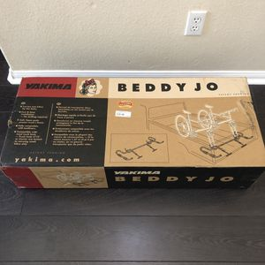 NEW Yakima Beddy Jo Bike Rack for Sale in San Marcos, CA