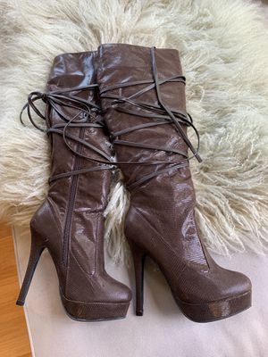 Platform boots for Sale in Bremerton, WA