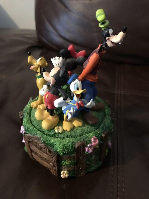 Disney music box